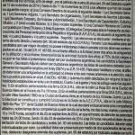 SOLICITADA LA PRENSA 09-09-2014
